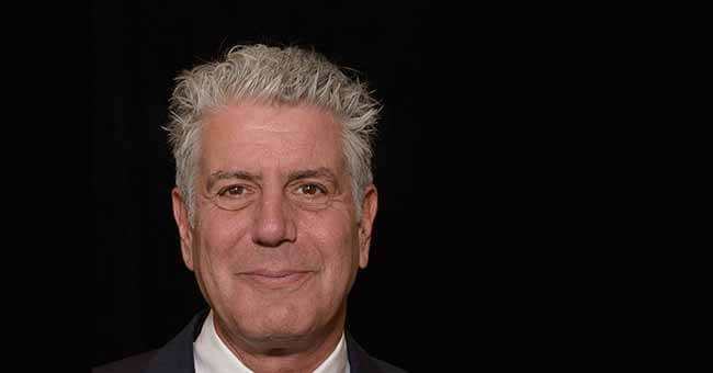 60+ Anthony Bourdain Quotes about Travel, Food and Life (CHEF)